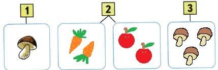 Ответ по Математике 1 класс рабочая тетрадь Моро 1 часть страница 10 номер 3