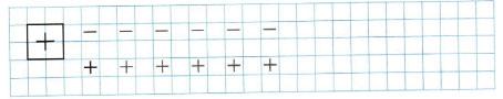 Математика 1 класс рабочая тетрадь Моро 1 часть страница 10 номер 4