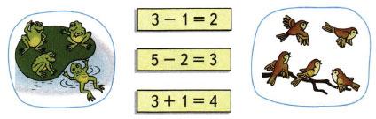 Математика 1 класс рабочая тетрадь Моро 1 часть страница 13 номер 1