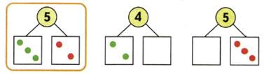 Математика 1 класс рабочая тетрадь Моро 1 часть страница 13 номер 3