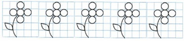 Ответ по Математике 1 класс рабочая тетрадь Моро 1 часть страница 13 номер 5