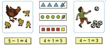 Математика 1 класс рабочая тетрадь Моро 1 часть страница 14 номер 2