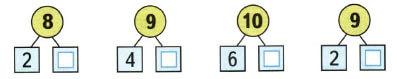 Математика 1 класс рабочая тетрадь Моро 2 часть страница 14