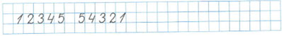 Математика 1 класс рабочая тетрадь Моро 1 часть страница 16 номер 5