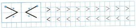 Ответ по Математике 1 класс рабочая тетрадь Моро 1 часть страница 18 номер 2