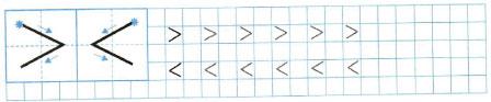 Математика 1 класс рабочая тетрадь Моро 1 часть страница 18 номер 2