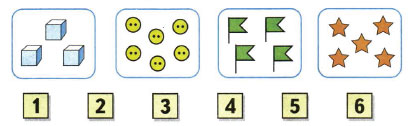 Математика 1 класс рабочая тетрадь Моро 1 часть страница 21 номер 1
