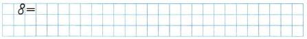 Математика 1 класс рабочая тетрадь Моро 2 часть страница 22