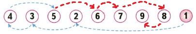 Ответ по Математике 1 класс рабочая тетрадь Моро 1 часть страница 22 номер 4