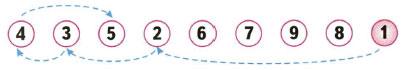 Математика 1 класс рабочая тетрадь Моро 1 часть страница 22 номер 4