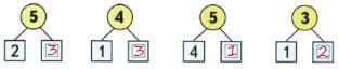 Ответ по Математике 1 класс рабочая тетрадь Моро 1 часть страница 23 номер 6