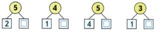 Математика 1 класс рабочая тетрадь Моро 1 часть страница 23 номер 6