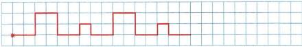 Математика 1 класс рабочая тетрадь Моро 1 часть страница 24 номер 4
