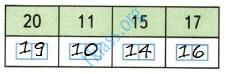 Математика 1 класс рабочая тетрадь Моро 2 часть страница 25 ответ