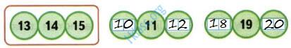 Математика 1 класс рабочая тетрадь Моро 2 часть страница 26 ответ