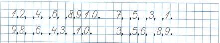 Математика 1 класс рабочая тетрадь Моро 1 часть страница 27 номер 3