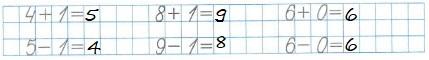 Ответ по Математике 1 класс рабочая тетрадь Моро 1 часть страница 28 номер 4
