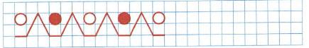 Математика 1 класс рабочая тетрадь Моро 1 часть страница 28 номер 5