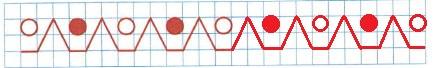 Ответ по Математике 1 класс рабочая тетрадь Моро 1 часть страница 28 номер 5
