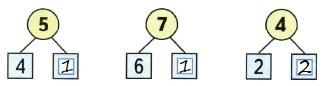 Ответ по Математике 1 класс рабочая тетрадь Моро 1 часть страница 29 номер 2