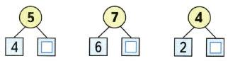 Математика 1 класс рабочая тетрадь Моро 1 часть страница 29 номер 2
