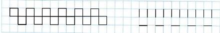 Ответ по Математике 1 класс рабочая тетрадь Моро 1 часть страница 3 номер 3