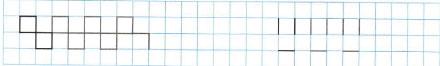 Математика 1 класс рабочая тетрадь Моро 1 часть страница 3