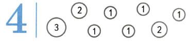 Математика 1 класс рабочая тетрадь Моро 1 часть страница 31 номер 2