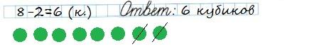 Ответ по Математике 1 класс рабочая тетрадь Моро 1 часть страница 33 номер 1