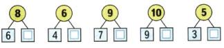 Математика 1 класс рабочая тетрадь Моро 1 часть страница 34 номер 5