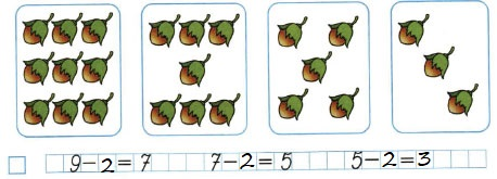 Ответ по Математике 1 класс рабочая тетрадь Моро 1 часть страница 36 номер 2