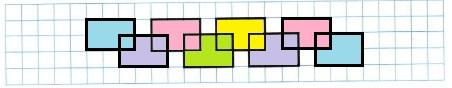 Ответ по Математике 1 класс рабочая тетрадь Моро 1 часть страница 40 номер 4