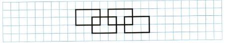 Математика 1 класс рабочая тетрадь Моро 1 часть страница 40 номер 4
