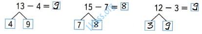 Математика 1 класс рабочая тетрадь Моро 2 часть страница 41 ответ