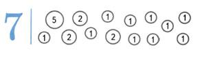 Математика 1 класс рабочая тетрадь Моро 1 часть страница 41 номер 5