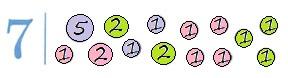 Ответ по Математике 1 класс рабочая тетрадь Моро 1 часть страница 41 номер 5