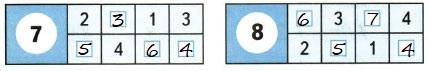 Ответ по Математике 1 класс рабочая тетрадь Моро 1 часть страница 42 номер 5