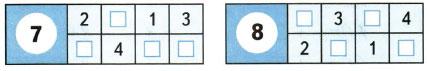 Математика 1 класс рабочая тетрадь Моро 1 часть страница 42 номер 5