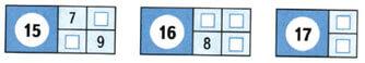 Математика 1 класс рабочая тетрадь Моро 2 часть страница 43