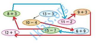 Математика 1 класс рабочая тетрадь Моро 2 часть страница 46 ответ