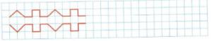 Математика 1 класс рабочая тетрадь Моро 1 часть страница 46 номер 3