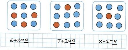 Ответ по Математике 1 класс рабочая тетрадь Моро 1 часть страница 47 номер 1
