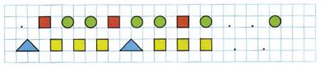 Математика 1 класс рабочая тетрадь Моро 1 часть страница 47 номер 3