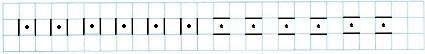 Ответ по Математике 1 класс рабочая тетрадь Моро 1 часть страница 6 номер 4
