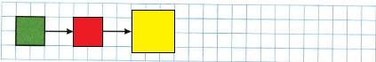 Ответ по Математике 1 класс рабочая тетрадь Моро 1 часть страница 7 номер 3