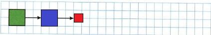 Ответ по Математике 1 класс рабочая тетрадь Моро 1 часть страница 7 номер 3-1