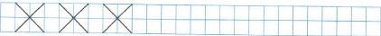 Математика 1 класс рабочая тетрадь Моро 1 часть страница 7 номер 4