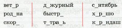 Русский язык 2 класс рабочая тетрадь Канакина 1 часть страница 10 упражнение 18