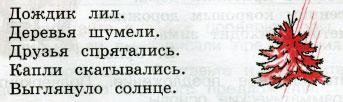 Русский язык 3 класс рабочая тетрадь Канакина 1 часть страница 15