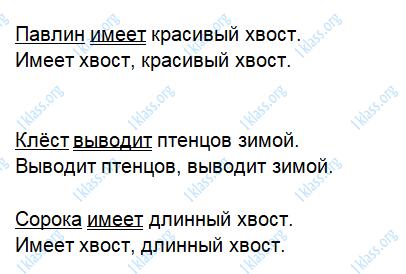 Русский язык 3 класс рабочая тетрадь Канакина 1 часть страница 19 - упражнение 41